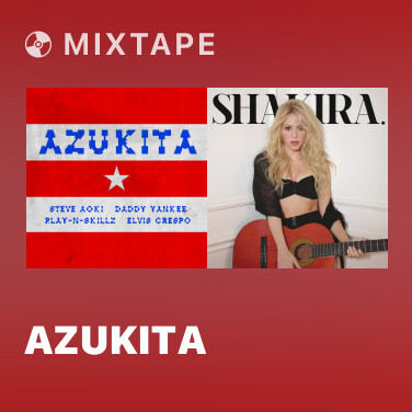 Mixtape Azukita - Various Artists