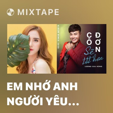 Mixtape Em Nhớ Anh Người Yêu Cũ (Remix) - Various Artists