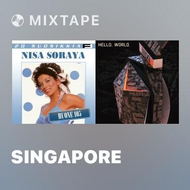 Mixtape Singapore - Various Artists
