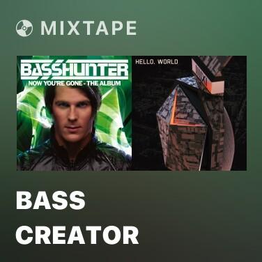 Mixtape Bass Creator - Various Artists