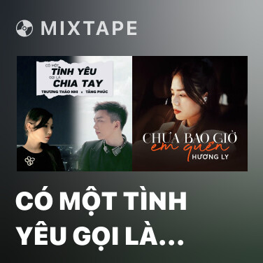Mixtape Có Một Tình Yêu Gọi Là Chia Tay - Various Artists