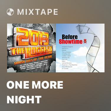 Mixtape One More Night - Various Artists