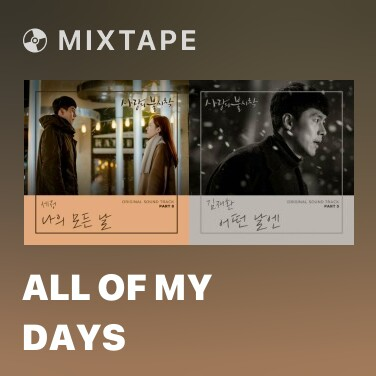 Radio All Of My Days - Various Artists
