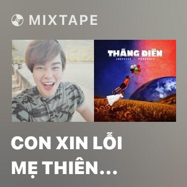 Mixtape Con Xin Lỗi Mẹ Thiên Nhiên - Various Artists