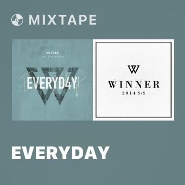 Mixtape EVERYDAY - Various Artists