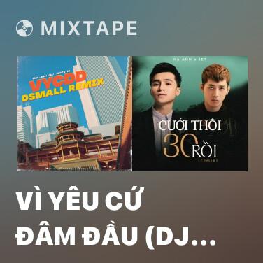 Mixtape Vì Yêu Cứ Đâm Đầu (DJ DSmall Remix) - Various Artists