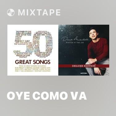 Mixtape Oye Como Va - Various Artists