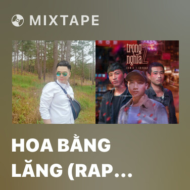 Radio Hoa Bằng Lăng (Rap Version) - Various Artists