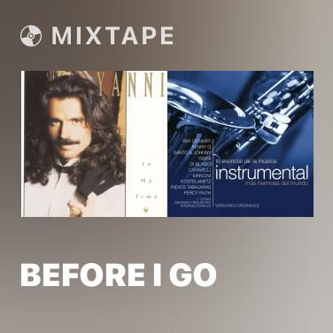 Mixtape Before I Go - Various Artists