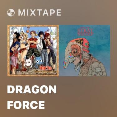 Radio Dragon Force - Various Artists