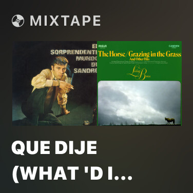 Radio Que Dije (What 'd I Say) - Various Artists