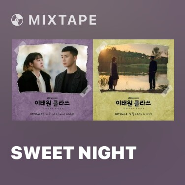 Mixtape Sweet Night - Various Artists