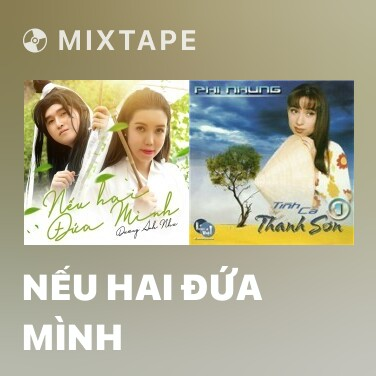 Mixtape Nếu Hai Đứa Mình - Various Artists