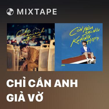Mixtape Chỉ Cần Anh Giả Vờ - Various Artists