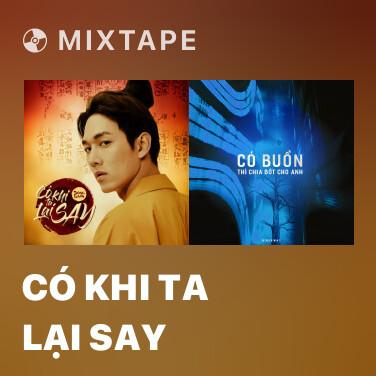 Radio Có Khi Ta Lại Say - Various Artists