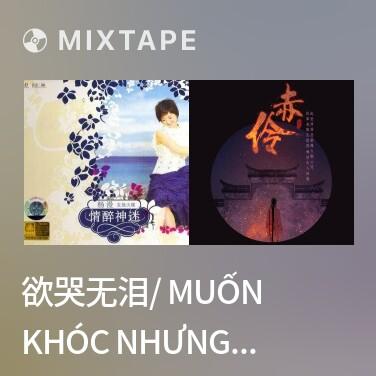 Mixtape 欲哭无泪/ Muốn Khóc Nhưng Không Có Nước Mắt - Various Artists