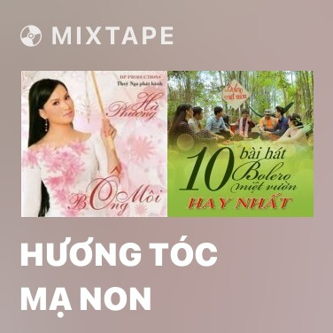 Mixtape Hương Tóc Mạ Non - Various Artists