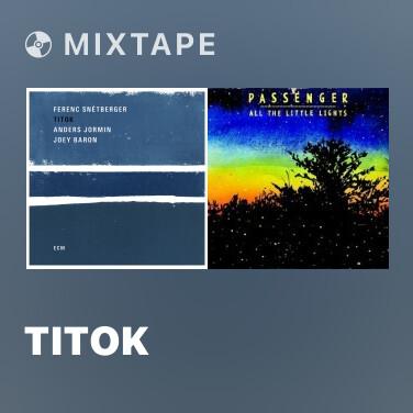 Mixtape Titok - Various Artists
