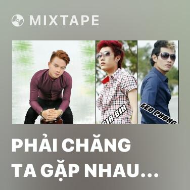 Mixtape Phải Chăng Ta Gặp Nhau Sớm Hơn - Various Artists