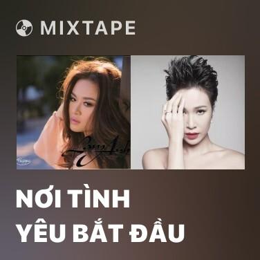 Radio Nơi Tình Yêu Bắt Đầu - Various Artists