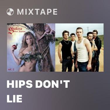 Mixtape Hips Don't Lie - Various Artists