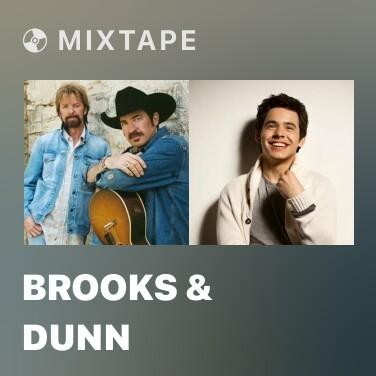 Mixtape Brooks & Dunn - Various Artists