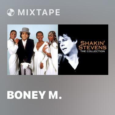 Mixtape Boney M. - Various Artists