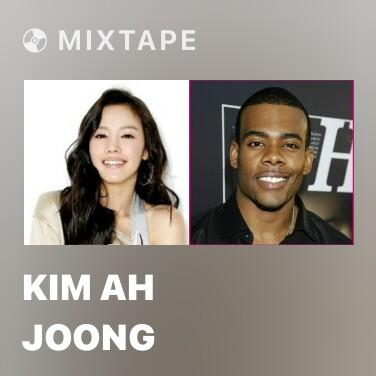 Mixtape Kim Ah Joong - Various Artists
