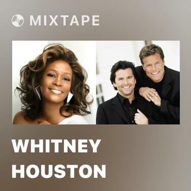 Mixtape Whitney Houston - Various Artists