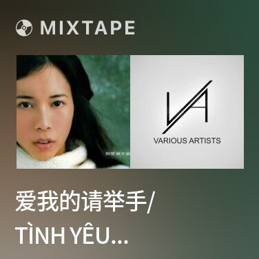 Radio 爱我的请举手/ Tình Yêu Xin Trong Lòng Bàn Tay Của Tôi - Various Artists