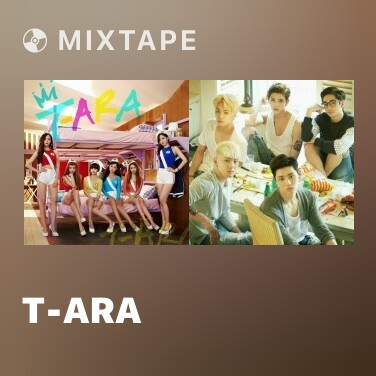 Mixtape T-ARA - Various Artists