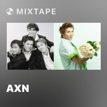 Radio AXN - Various Artists