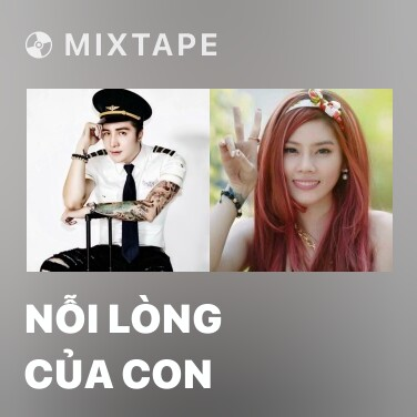 Radio Nỗi Lòng Của Con - Various Artists