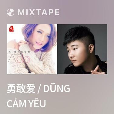 Mixtape 勇敢爱 / Dũng Cảm Yêu - Various Artists
