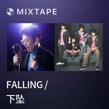 Mixtape Falling / 下坠 - Various Artists