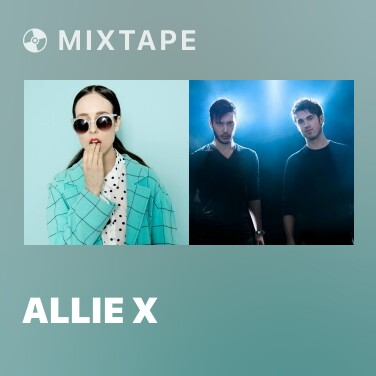 Radio Allie X - Various Artists