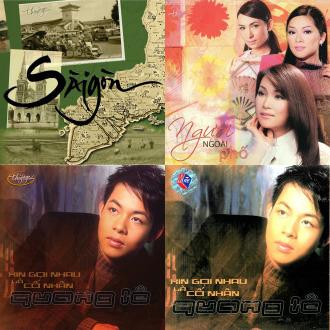 Album Quang lê những ca khúc hay nhất -