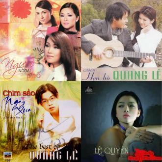 Album Quang Lê- Lệ Quyên -