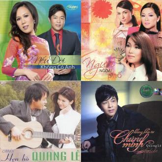 Album album nhạc trữ tình Quang Lê -