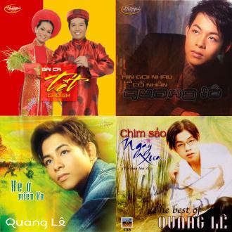 Album Ca khúc hay nhất của Quang Lê -
