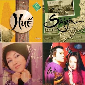 Album Nhạc Huế - Quang Lê -