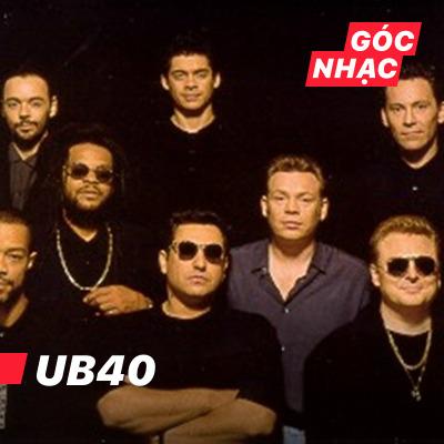 Góc nhạc UB40 - UB40
