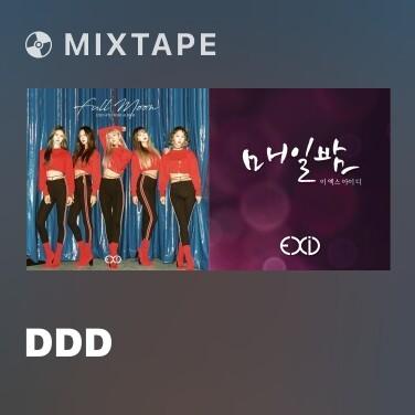 Mixtape DDD - Various Artists