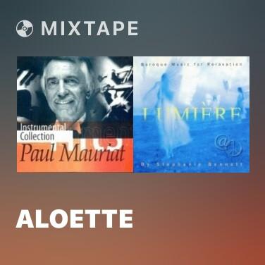 Mixtape Aloette - Various Artists