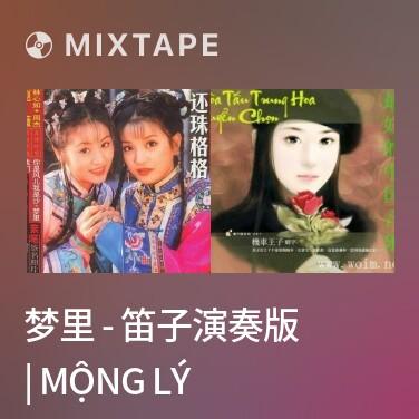Mixtape 梦里 - 笛子演奏版 | Mộng Lý -