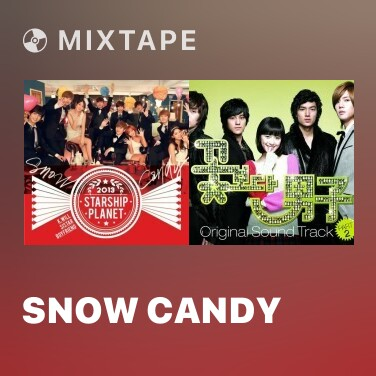 Mixtape Snow Candy - Various Artists