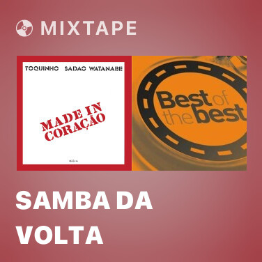 Mixtape Samba Da Volta - Various Artists