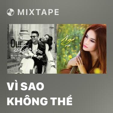 Radio Vì Sao Không Thể - Various Artists