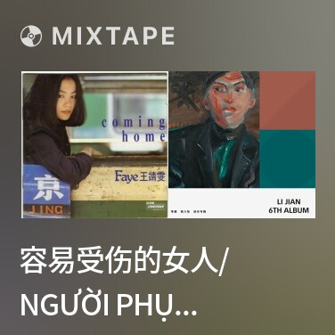 Mixtape 容易受伤的女人/ Người Phụ Nữ Dễ Bị Tổn Thương - Various Artists