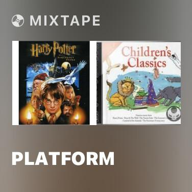 Mixtape Platform Nine-and-Three-Quarters - The Journey To Hogwarts - Various Artists